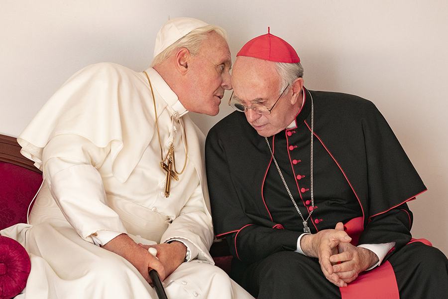 The Two Popes online subtitrat