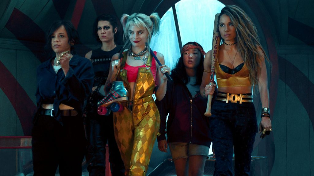Birds of Prey: And the Fantabulous Emancipation of One Harley Quinn online subtitrat